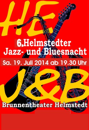6. Helmstedter Jazz- und Bluesnacht