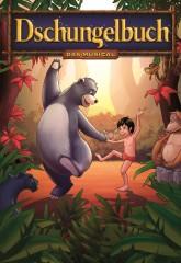 Dschungelbuch Plakat C_Liberi Theater für Kinder