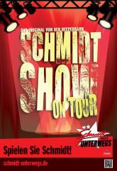 schmidt on tour