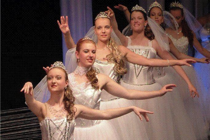 Ballettvorstellung der Kreismusikschule