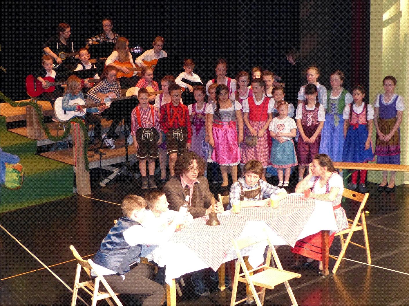 Musiktheater der Kreismusikschule